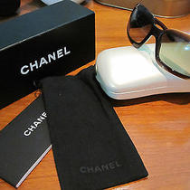 Genuine Chanel 5076h Sunglasses Col 53813 Mother of Pearl Photo