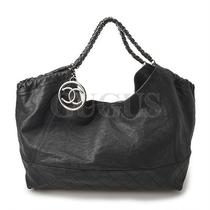 Genuine Chanel Coco Cabas Shoulder Bag Free Express Shipping Photo