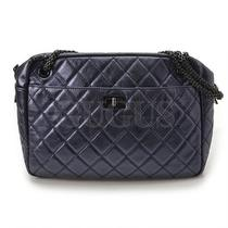 Genuine Chanel Metalic Camera Bag(large) Free Express Shipping  Photo