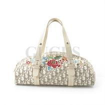 Genuine Christian Dior Fabric Tote Bag Free Express Shipping Photo