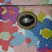 Genuine Coach Cell Phone Wallet Photo