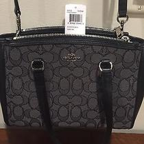 Genuine Coach Purse New With Tag Photo