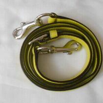 Genuine Coach Yellow Leather Crossbody Shoulder Strap 43