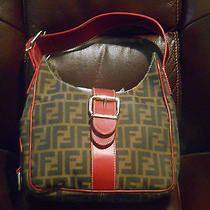 Genuine Fendi Handbag Photo