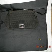 Genuine Fendi Handbag Photo