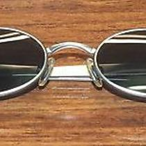 Genuine Fossil (Ms2117040) Miles Cat No. 3 Pair of Women's Sunglasses Read Photo