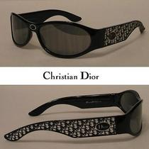 Genuine High-End Christian Dior Rubber 1 Xh3 Sunglasses Made in Italy C.2005 Photo