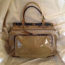Genuine Lanvin Handbag  Rare Designer Item  Satchel Photo
