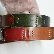 Genuine Leather Fossil Bt 1940 Multi Color Section Medium (30