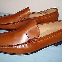 Genuine Leather Light Brown Allen Edmonds Campbell Comfort Men's Dress Shoes 13 Photo