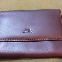 Genuine Leather the Sak Designer Wallet Photo