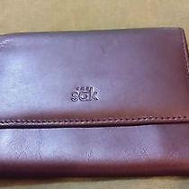 Genuine Leather the Sak Designer Wallet Photo