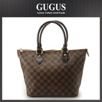 Genuine Louis Vuitton Damier Saleya Pm Shoppers Bag Free Express Shipping Photo