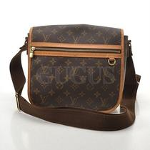 Genuine Louis Vuitton Messenger Bosphore Pm Bag Free Express Shipping  Photo