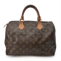 Genuine Louis Vuitton Monogram Speedy 30 Free Express Shipping  Photo