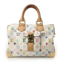 Genuine Louis Vuitton Multi Speedy 30 Free Express Shipping  Photo