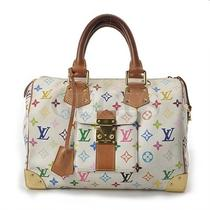 Genuine Louis Vuitton Multi Speedy Bag Free Express Shipping  Photo