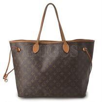 Genuine Louis Vuitton Neverfull Gm Free Express Shipping  Photo