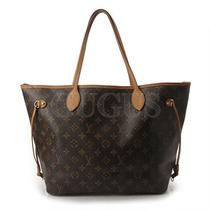 Genuine Louis Vuitton Neverfull Mm Free Express Shipping  Photo