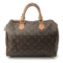 Genuine Louis Vuitton Speedy 30 Free Express Shipping Photo