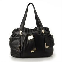 Genuine Michael Kors Black Tote Bag(beverly) Free Express Shipping  Photo