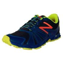 Genuine New Balance Men's Trail Running Shoes Walking Sneakers 1010v2 Blue New Photo