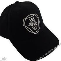 Genuine Scania Griffin Logo Black Truck Baseball Cap Hat One Size Men's Mens New Photo