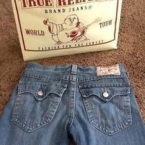 Genuine True Religion Ricky Denim Jeans Mens Waist 31