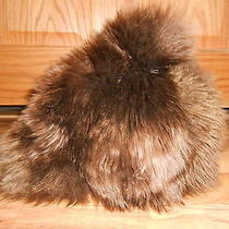 Genuine Tuscan Lamb Skin Fur Hat Made in Italy Photo
