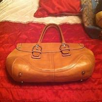 Genunine Leather Coach Satchel Photo