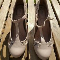 Giani Bernini Women's Vineza Memory Foam Mary Jane Pump Blush Us Size 8 Comforta Photo