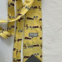 Gianni Versace 100% Silk Mens Neck Tie 4