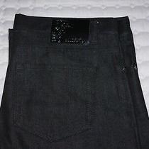 Gianni Versace Black Jeans Photo