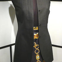 Gianni Versace Couture Vintage  Dress Vest Photo