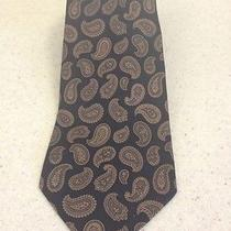 Gianni Versace Luxury Silk Necktie Italy Made Two Other 100% Silk Ties. 3 Ties Photo