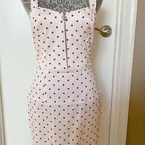 Gianni Versace Polka Dots Dress Size 25/40 Small  Photo