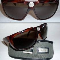 Gianni Versace Rarest Model 816 Medusa Head Aviator Sunglasses-Custom Made-1988 Photo