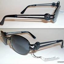 Gianni Versace Rarest Model S41 Sunglasses-Rare S Series 1990s-Near Mint Photo