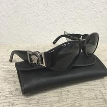 Gianni Versace Sunglasses Black  Photo