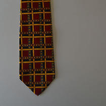 Gianni Versace Tie - 100% Silk Multi-Color Photo