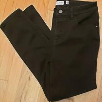 Gibson & Latimer Black Skinny Denim Jeans  Sz 12  Excellent Used Condition Photo