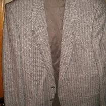 Giorgio  Armani  100% Pure Silk Sports Jacket Photo