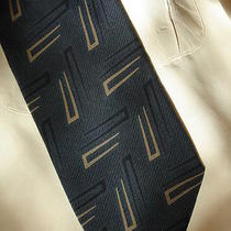Giorgio Armani Art Deco Tie / Cravatte 5 Photo