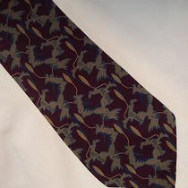 Giorgio Armani Art Deco Tie / Cravatte 7 Photo