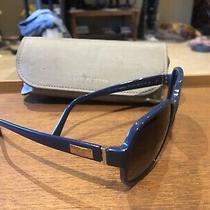 Giorgio Armani Authentic Blue Gold Ar8020 5114/8g Sunglasses Photo