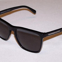 Giorgio Armani Authentic Sunglasses Ar8027 Ar 8027 5017/81 Black Grey Polarized Photo