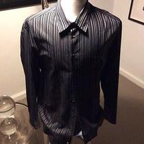 Giorgio Armani Collezioni Luxury Mens Shirt X.l Xl Extra Large Photo