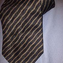 Giorgio Armani Cravatte 100% Pure Silk Tie Photo