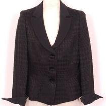 Giorgio Armani Exclusive Italian Ladies Jacket Blazer Sz 10 Woman Bust 40