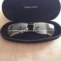 Giorgio Armani Glasses Photo